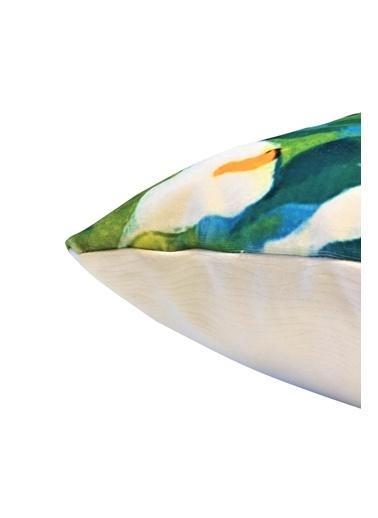 Alla Turca 2'li Dekoratif Kırlent Kılıfı - AT5564-2 Renkli